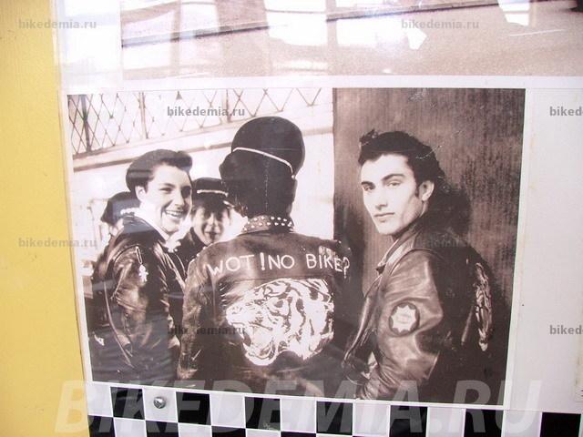 Рокеры Ace Cafe