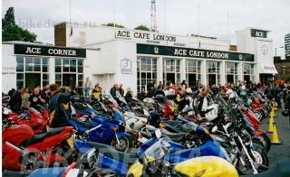 Ace Cafe в наше время