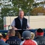 """День на трассе """"Донингтон Парк"""": Кевин, главный инструктор"""