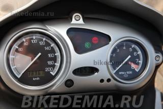 Спидометр и тахометр BMW F650GS | Байкадемия