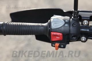 Пульты мотоцикла BMW F650GS | Байкадемия