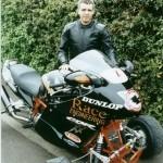 """Рекордный квадр """"Челленджер"""" на базе мотоцикла Honda CB1100XX Superblackbird"""