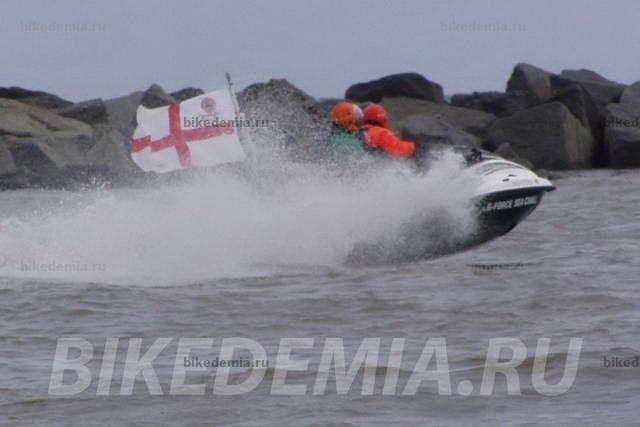 Один из морских походов Грейхэма Хикса