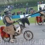 """Всадник, """"Фиолетовые шлемы"""", Donington Park"""