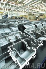 Сектор картеров двигателей Triumph