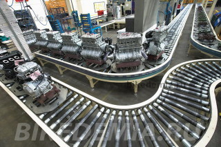 Готовые двигатели мотоциклов Triumph