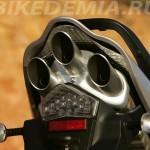 Глушители мотоцикла Triumph Sprint ST
