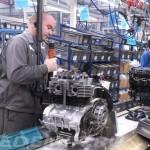 Сборка двигателей мотоциклов Triumph