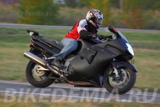 Honda CBR1100XX Superblackbird