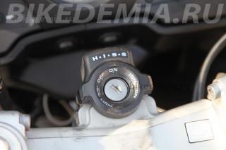 Замок зажигания Honda CBR1100XX Superblackbird с иммобилайзером HISS