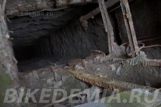 Гора Бештау: лифтовая шахта