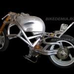 Проект мотоцикла Spondon