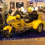 Трайк на основе мотоцикла Honda GL1800 Goldwing