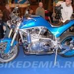 Стритфайтер с мотором Harley-Davidson