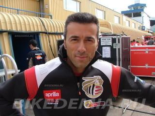 Джиакомо Гуидотти, команда Aprilia Racing