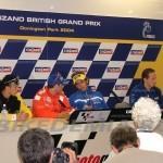 Пресс-конференция, MotoGP Великобритании