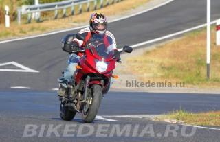 Yamaha XJ6SA Diversion - добрый и неприхотливый мотоцикл