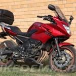 Yamaha XJ6SA Diversion: вполне симпотный мотоцикл