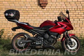 Yamaha XJ6SA Diversion - красивый мотоцикл