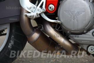 Выпускная система Moto Morini Corsaro 1200