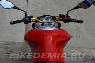Бензобак Moto Morini Corsaro 1200