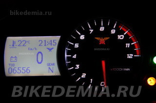 Приборная панель Moto Morini Corsaro 1200