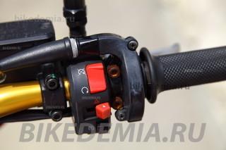 Moto Morini Corsaro 1200: не без ржавчины