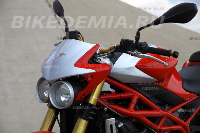 """Морда"" Moto Morini Corsaro 1200"