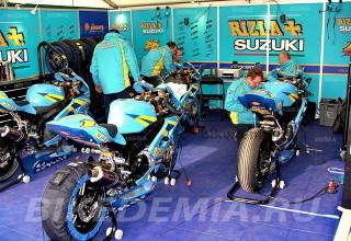 BSB: команда Rizla Suzuki