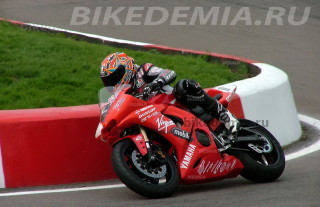 Virgin Mobile Cup: Yamaha YZF-R6