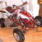 NEC-2004: гоночный квадр от Yamaha Duncan Racing