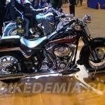 NEC-2004: стенд Harley-Davidson