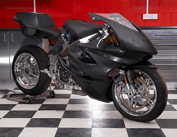 Мотоцикл «Dreadnought» фирмы Piersdowell