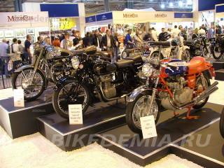 NEC - 2004: выставка классических мотоциклов