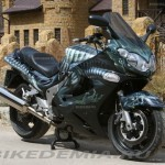 "Kawasaki ZZR1200R: как из фильма ""Чужой"""