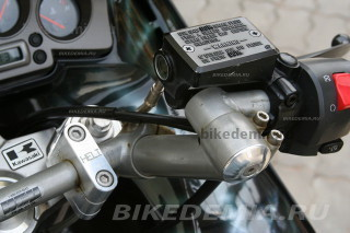 Kawasaki ZZR1200R: тюнинговый руль фирмы Heli