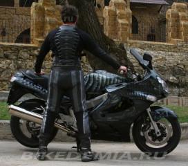 "Kawasaki ZZR1200R: ""Чужой"""