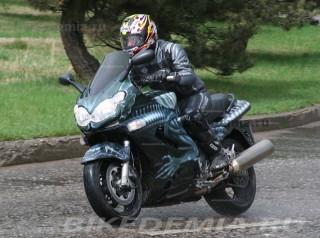 Kawasaki ZZR1200R: зубы, когти, мускулы