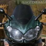 Kawasaki ZZR1200R: фара и обтекатель