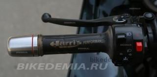 Kawasaki ZZR1200R: ручки руля Harris Performance