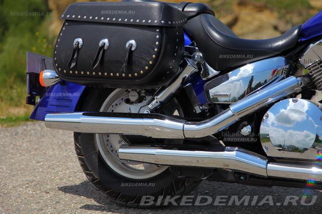 Выпускная система Honda VTX1300