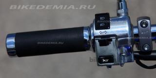 Honda VTX1300: левый пульт