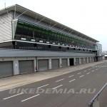 Silverstone: пресс-центр