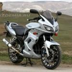 Yamaha Fazer FZS600: внешность не стареет