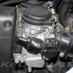 Yamaha Fazer FZS600: карбюраторы