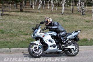 Yamaha Fazer FZS600: подходит для дальнобоя