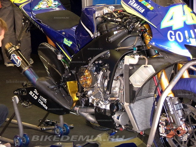 Двигатель Yamaha M1