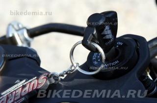 Чипованный ключ Suzuki GSX-R1000 K5