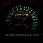 Kawasaki ZRX1200R: спидометр