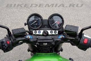 Kawasaki ZRX1200R: приборная панель
